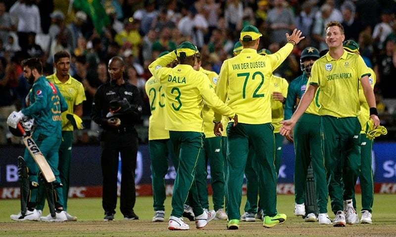 South Africa announce Pakistan tour after 12 years
