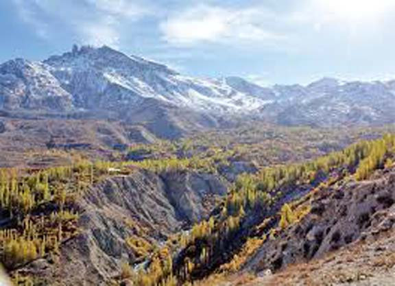 Chitral, the largest district of KP, remains cut-off from the rest of the country for six months of the year due to the closure of the Lowari top,