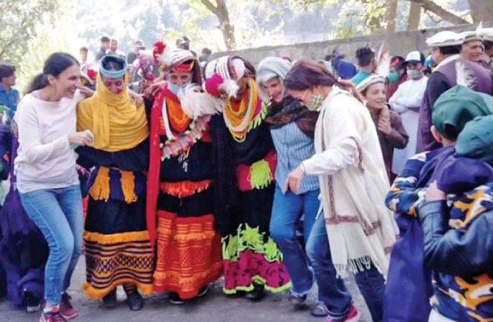 Kalash festival marks start of grapes, walnut harvest