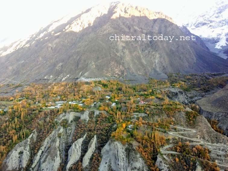 A village of natural springs - Meragram No 1