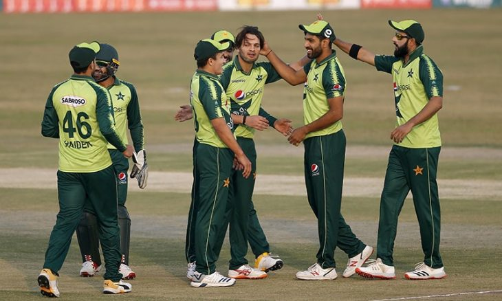 Pakistan sweeps T20 series against Zimbabwe