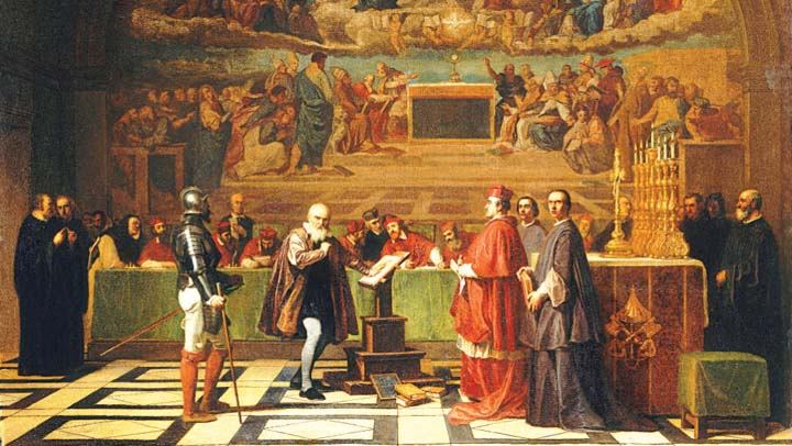 Galileo biography draws parallels to science denialism