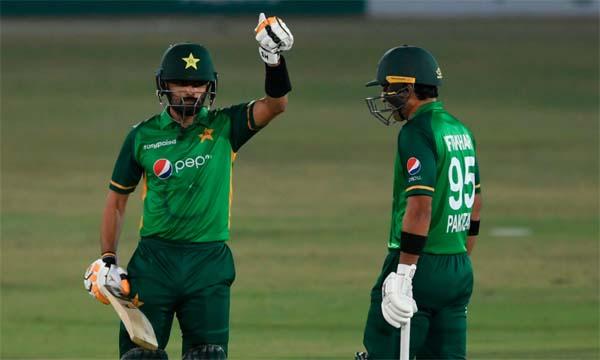 Pakistan wins second ODI against Zimbabwe