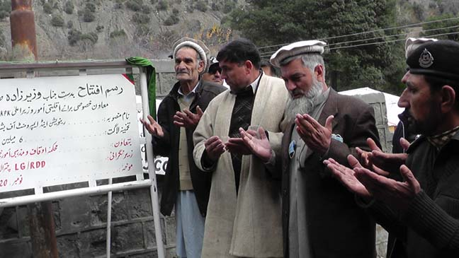 Billions of rupees allocated for uplift of Kalash valleys: Wazirzada