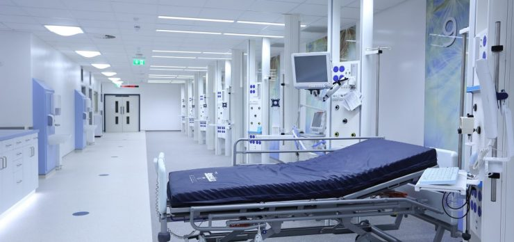 DHQ hospital needs high dependency unit