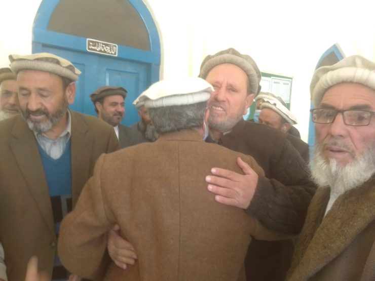 Enmity between two families resolved through jirga