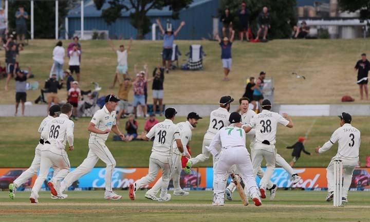 New Zealand win nail-biting first Test against Pakistan