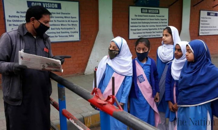 Punjab may keep schools closed: minister