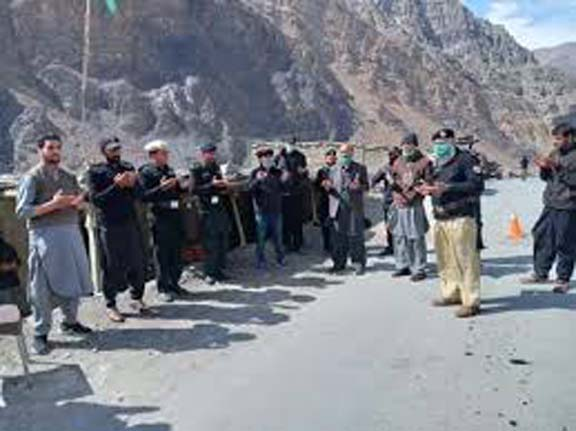 Services of Chitral Levies yet to be recognized