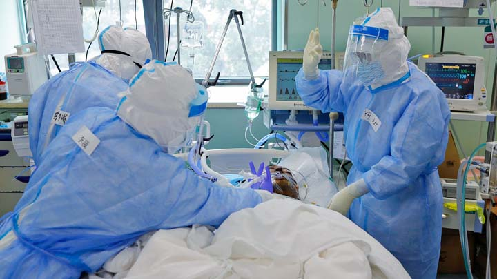 Pandemic could mark 'turning point' for Chinese science