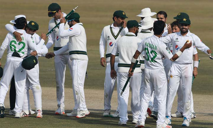 First Test series win against South Africa since 2003