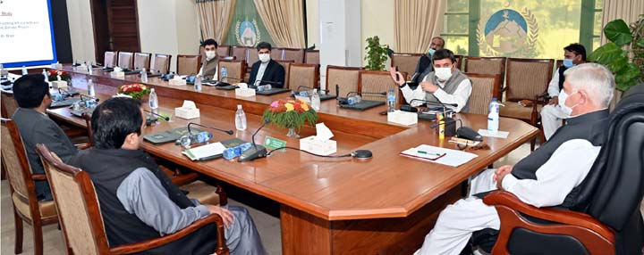 KP govt to bifurcate health, agriculture depts