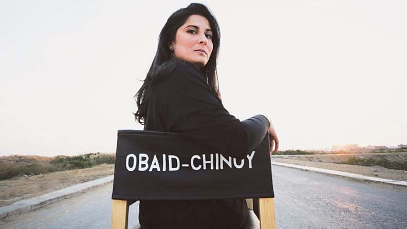 Sharmeen Obaid Chinoy's take on stories of Pakistan's minorities
