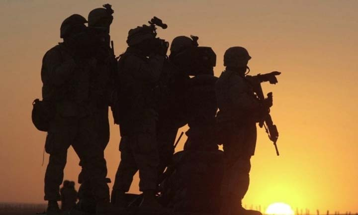 Taliban protected foreign bases: report