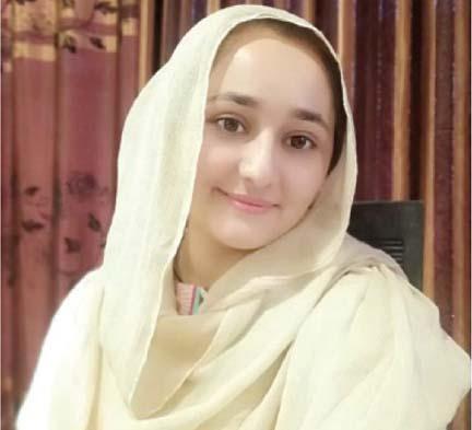 Shazia Ishaq of Chitral makes history