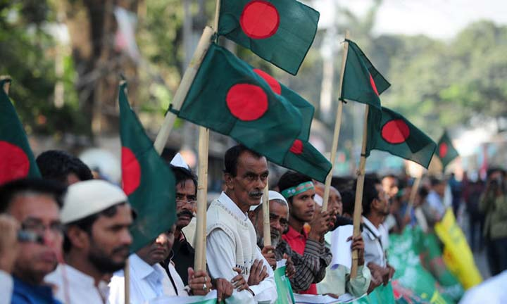 Bangladesh drops 'except Israel' from passports