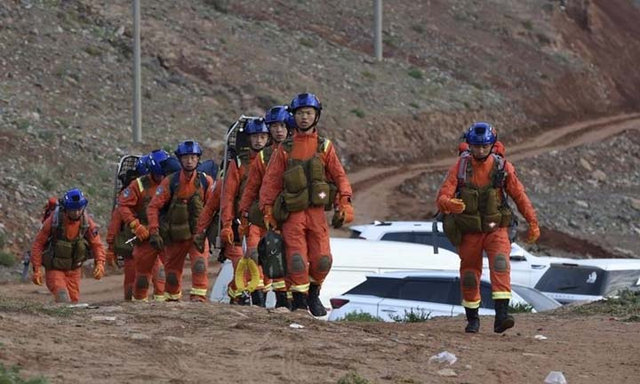 21 runners die in extreme weather in China ultra-marathon