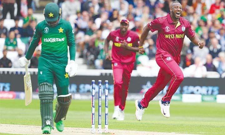 West Indies to host Pakistan