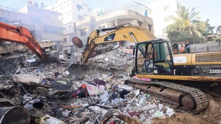 Deaths mount in Gaza