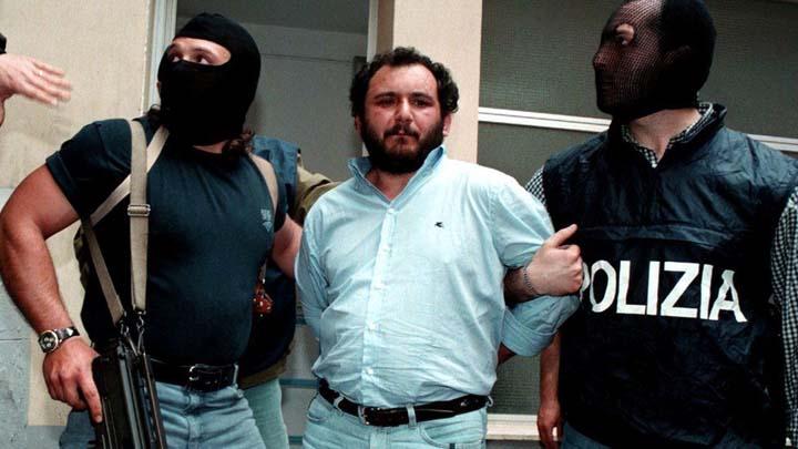 Sicilian mafia boss released from jail