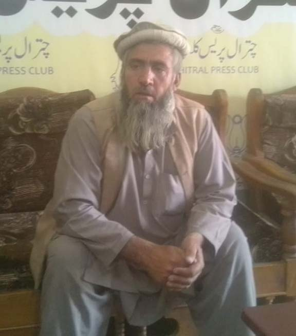 People of Madaklasht kidnapped our relatives, Umra Khan