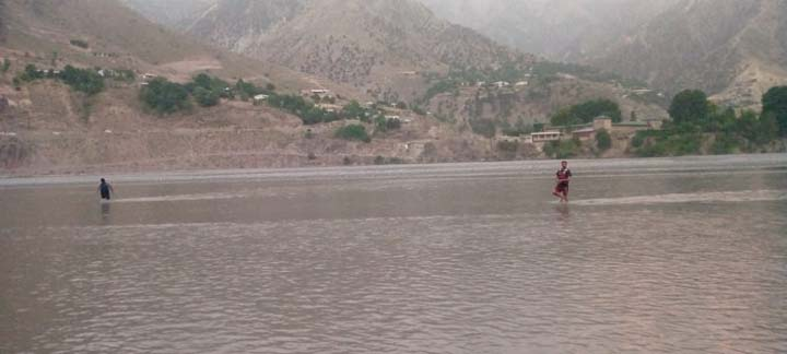 Another suicide: man jumps into river Chitral