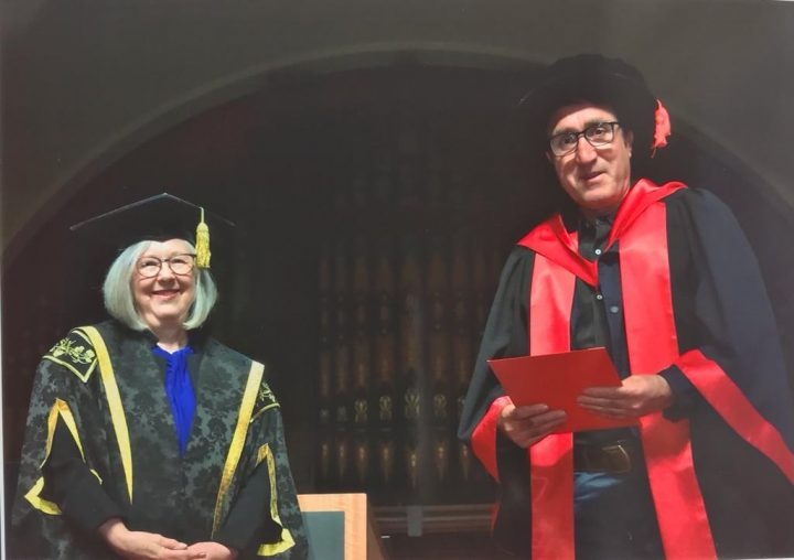 Another Chitrali receives PhD degree