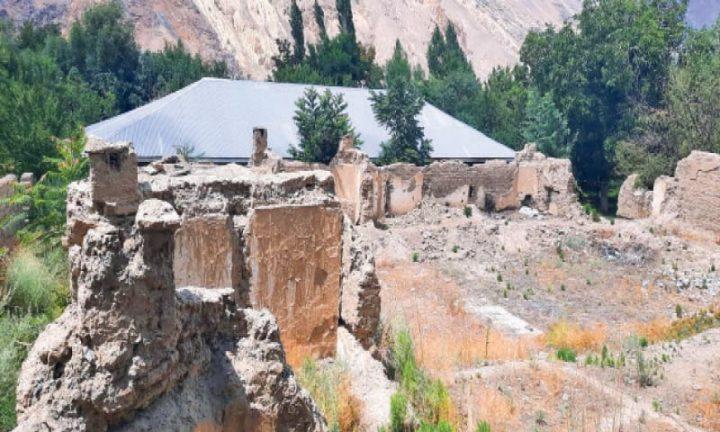 Damaged Mastuj police station awaits reconstruction