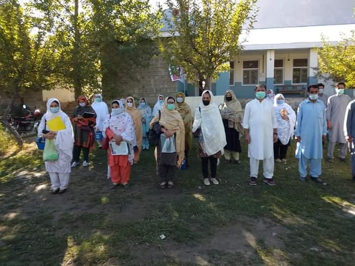 Anti-polio drive underway in Upper Chitral