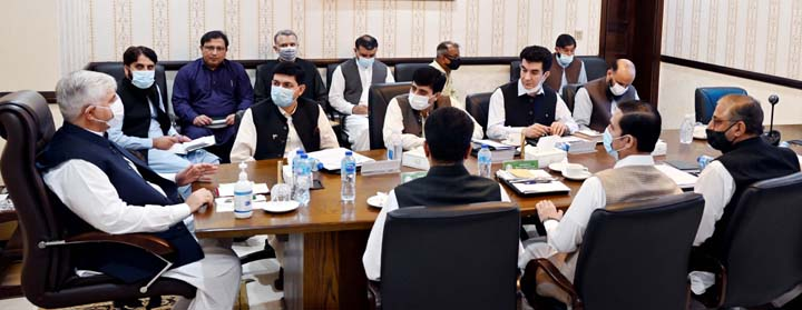 Work on Reshun, Shihshi power projects complete: KP govt