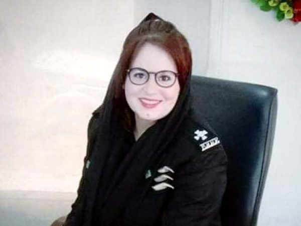 First female SHO of Chitral Dilshad Pari