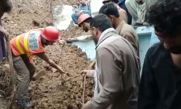 Heavy rains leave 14 dead in Hazara, Malakand divisions