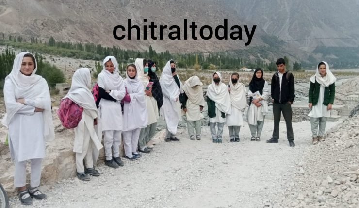 Girls in upper Yarkhun hit hard by absence of schools