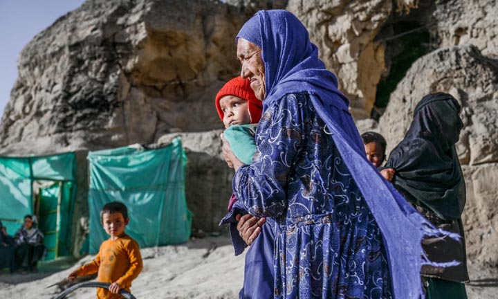Hunger plagues Afghans in Bamiyan valley